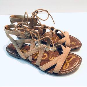 Sam Edelman Gemma Gladiator Strappy Sandals